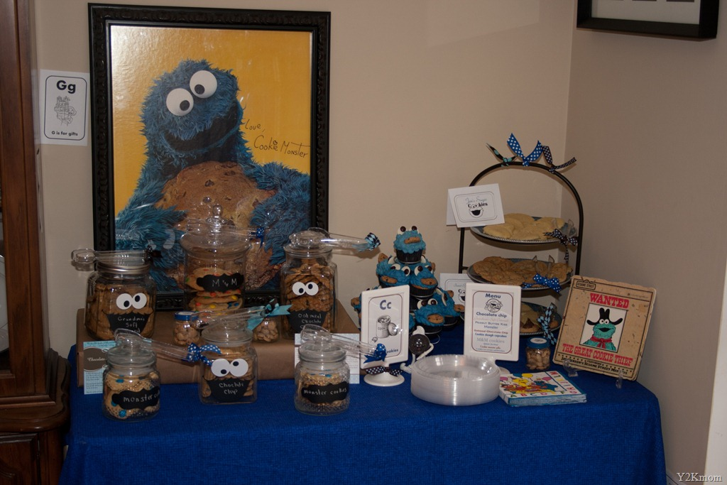 ... cookie monster decorations. 20110807_4815 20110807_4788 20110807_4764 20110807_4802 & Cookie Monster party